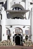 Tunisisk modern arkitektur Royaltyfri Fotografi