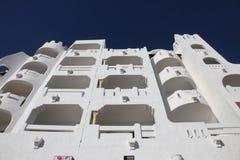 Tunisisk modern arkitektur Arkivfoton