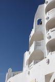 Tunisisk modern arkitektur Arkivfoto