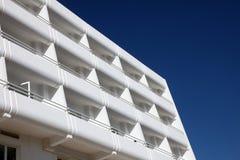 Tunisisk modern arkitektur Royaltyfria Bilder
