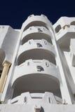 Tunisisk modern arkitektur Arkivbilder