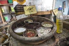 Tunisisk rökelse Arkivfoto