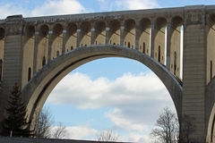Tunkhannock Viaduct Royalty Free Stock Photos