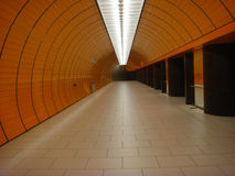 Tunnel 005 Royalty Free Stock Images