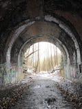 Tunnel royalty-vrije stock afbeeldingen