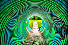 Tunnel Lizenzfreies Stockbild