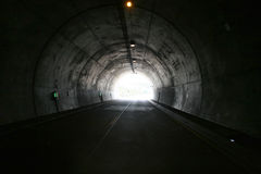 tunnel Royaltyfria Bilder