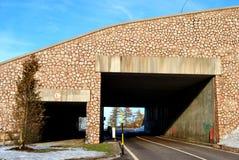 Tunnel Royaltyfria Bilder