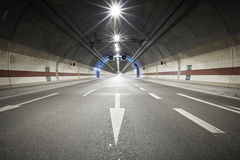 Tunnel Royalty Free Stock Images