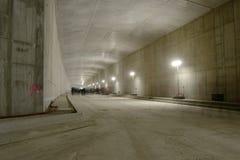 Tunnel fotografia stock