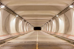 Tunnel Immagine Stock