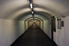 Tunnel Fotografie Stock Libere da Diritti
