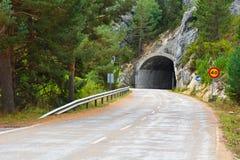 Tunnel Fotografia Stock Libera da Diritti
