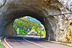 Tunnel Immagini Stock Libere da Diritti
