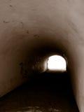 Tunnel lizenzfreie stockfotografie