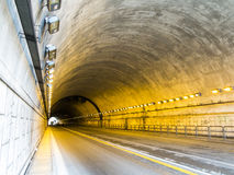 Tunnel Stockbild