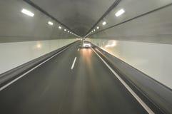 tunnel Arkivfoto