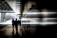 Tunnel Lizenzfreies Stockfoto