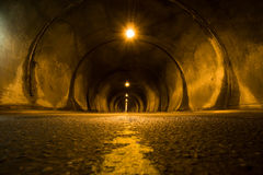 Tunnel Royalty Free Stock Photo