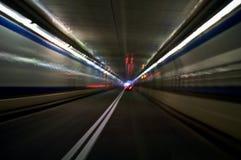 tunnel Στοκ Φωτογραφίες