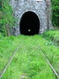 tunnel Arkivbild