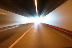 tunnel Στοκ φωτογραφία με δικαίωμα ελεύθερης χρήσης