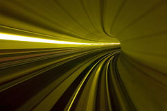Tunnel abstract Royalty Free Stock Images