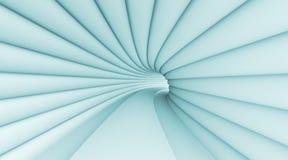 Tunnel abstrait illustration libre de droits