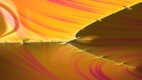 Tunnel abstrait de fractale banque de vidéos