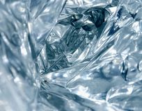 Tunnel aluminum foil stock images