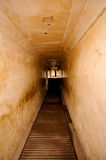 Tunnel in Amber Fort , Jaipur, India Stock Photography