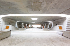 Tunnel Architecture construction Stock Images