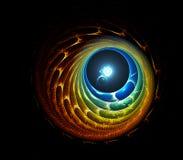 tunnel astral illustration libre de droits