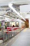 Tunnel Beyoglu Station, Istanbul Royalty Free Stock Photography