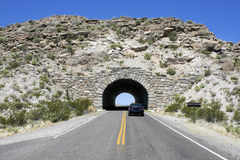 Tunnel in Big Bend National Park Stock Photos