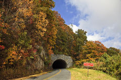 Pinnacle Tunnel Royalty Free Stock Photography