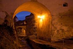 Tunnel in Brasov, Transylvania Stock Photography
