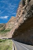 Tunnel  Chapman's Peak Drive Royalty Free Stock Photo