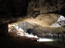 Tunnel creek, kimberley, west australia Royalty Free Stock Photography