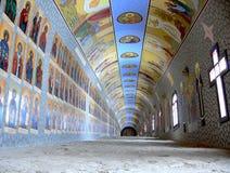 Tunnel d'église Image libre de droits