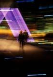 Tunnel d'espace-temps Photographie stock libre de droits