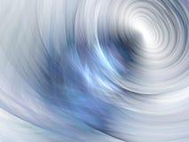 Tunnel de fractale Photos libres de droits
