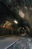 Tunnel de traînée de Monsal Images libres de droits