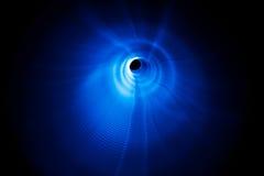 Tunnel delle onde sonore Fotografia Stock