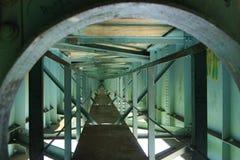Tunnel des Lebens Stockbilder