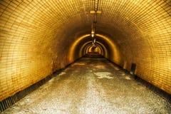 Tunnel di tempo Immagini Stock Libere da Diritti
