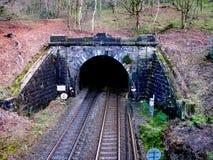 Tunnel di Totley Fotografie Stock