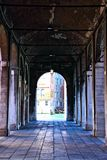 Tunnel di Venezia Immagini Stock Libere da Diritti