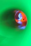 Tunnel di verde di Exxopolis Fotografia Stock Libera da Diritti