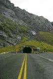 Tunnel-Eingang Lizenzfreies Stockbild